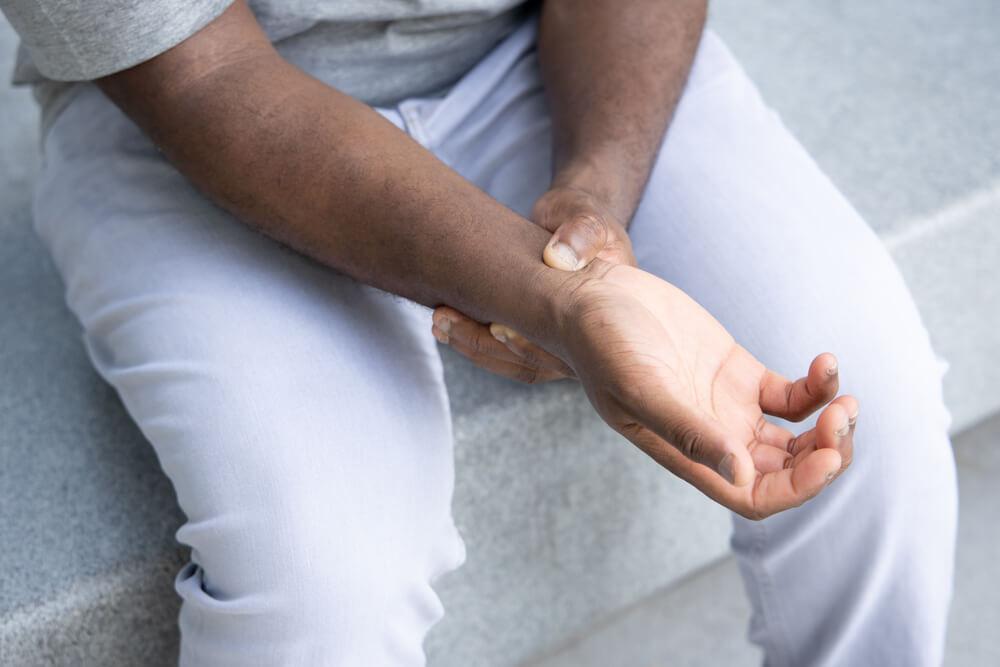 Burning Pain in Wrist