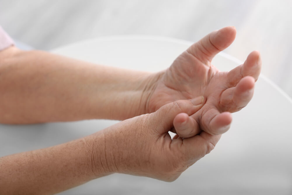 Pain on Pinky Side of Hand